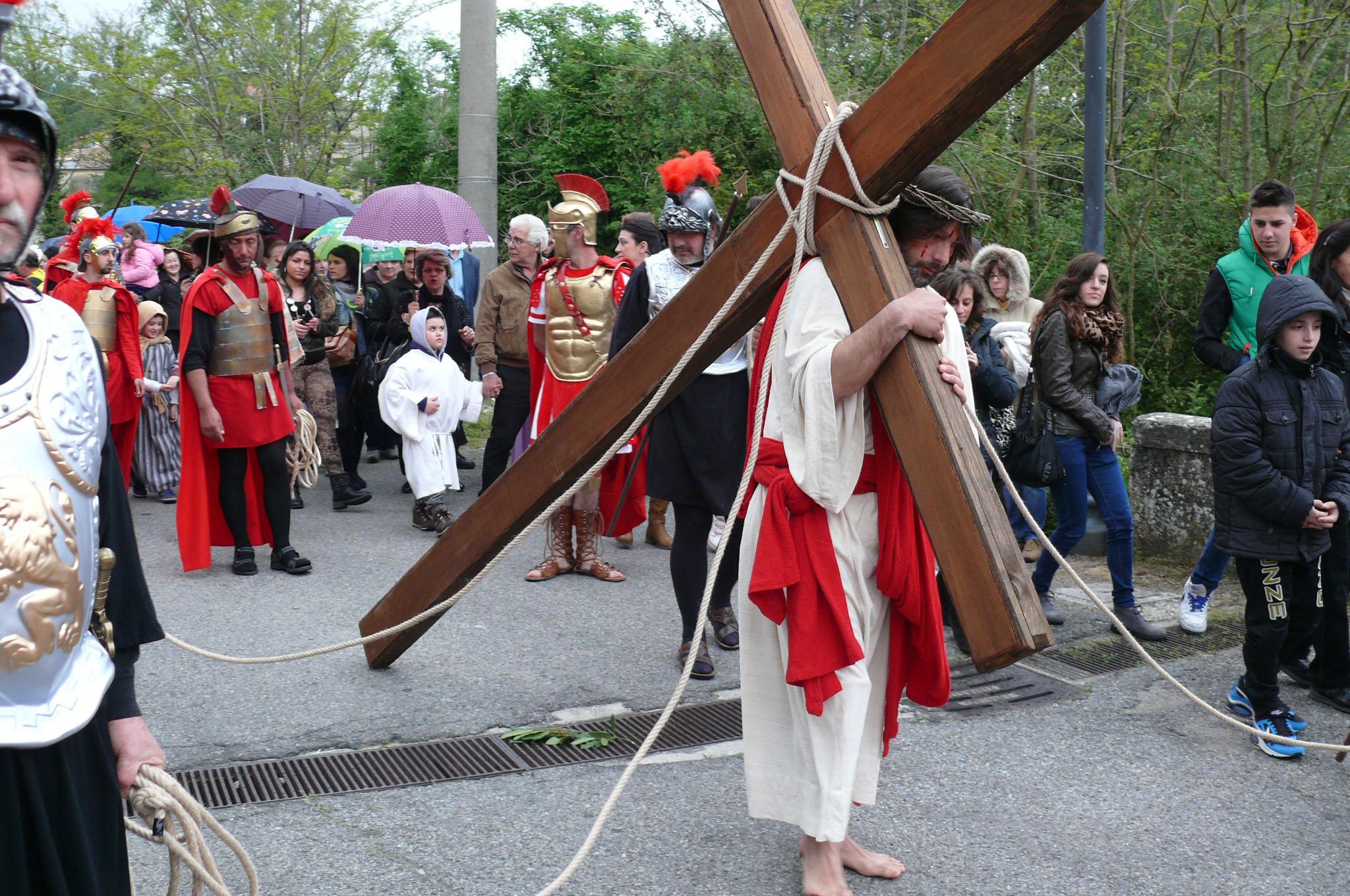 riti e tradizioni di Pasqua in Calabria.