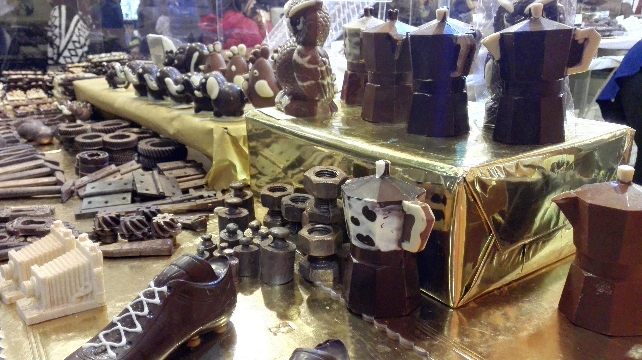 Festa del Cioccolato a Cosenza
