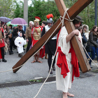The Easter rituals in Calabria